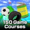 空き缶ゴルフ : チャレンジ!150ゲームコース - iPhoneアプリ