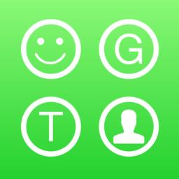 Ícone do app Atalho para WA Plus - Widget para iniciar conversas com seus amigos