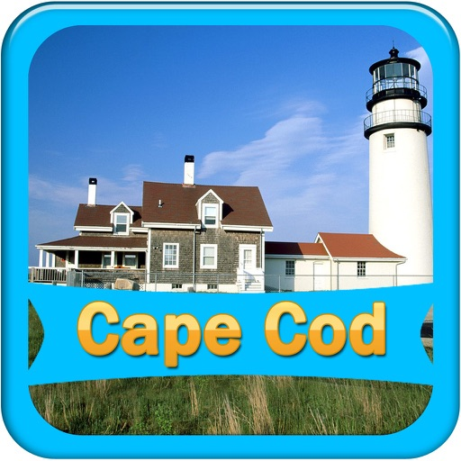 Cape Cod Offline Map Travel Guide