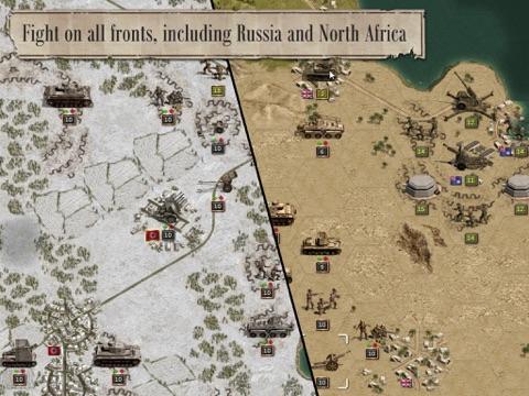 Panzer Corps для iPad