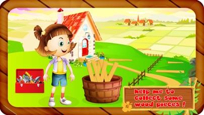 鳥の家を建てる - 小さなペット動物のための木の家を作る&それを飾ります紹介画像2