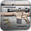 狙击猎杀: M110狙击步枪 武器模拟器之拆分与拼装 枪战游戏免费合辑 by ROFLPlay