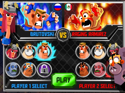 Скачать UFB 2 (Ultra Fighting Bros) - игра бой чемпионата