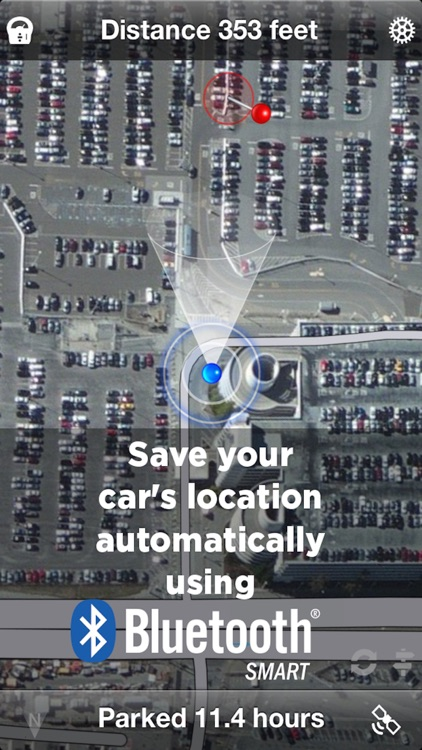 Find My Car Smarter