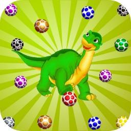 Ball Dinosaur Play - Egg Color