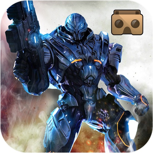 VR Rivals at War - Virtual Reality Game icon