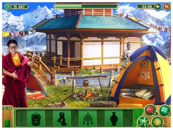 Secret Asia: Hidden Object Adventure screenshot 10