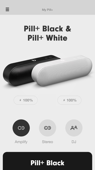 Beats Pill⁺ Screenshot