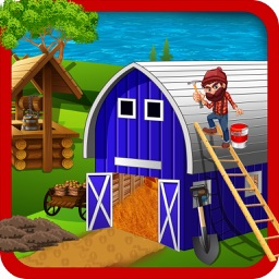 Build a Village & Virtual House Maker Game