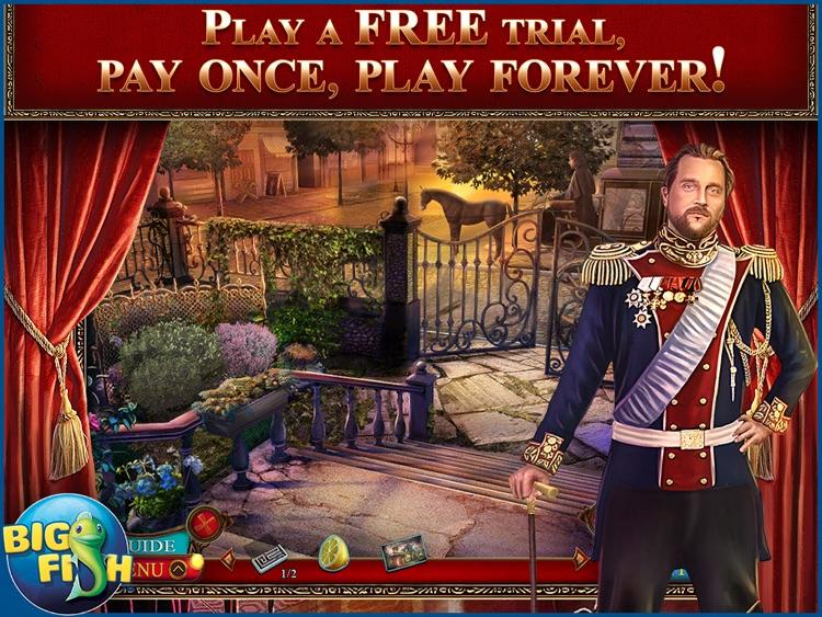 Danse Macabre: Crimson Cabaret HD - A Mystery Hidden Object Game screenshot-0