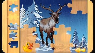 Amazing Wild Animals Jigsaw Puzzles - The animal puzzle