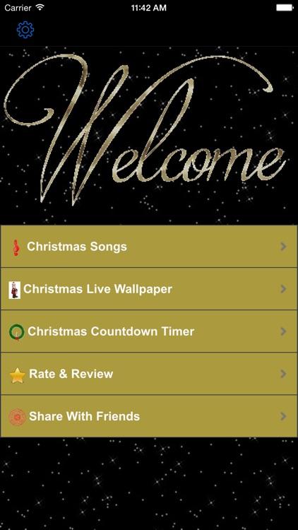 Christmas Song Live Wallpapers