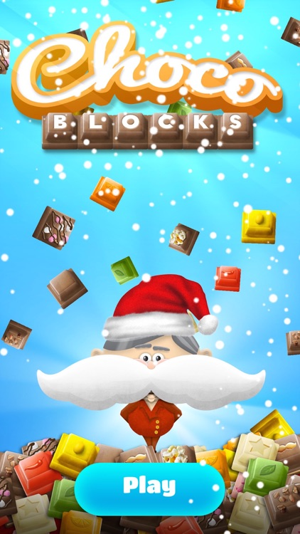 Choco Blocks: Christmas Edition Free by Mediaflex Games screenshot-4