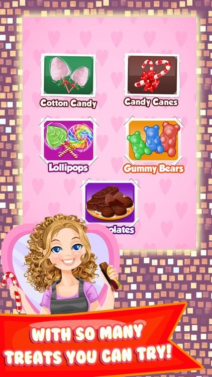 Candy Dessert Making Food Games for Kids screenshot-3