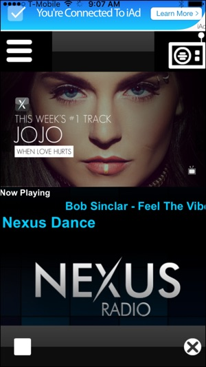 Nexus Radio on the App Store