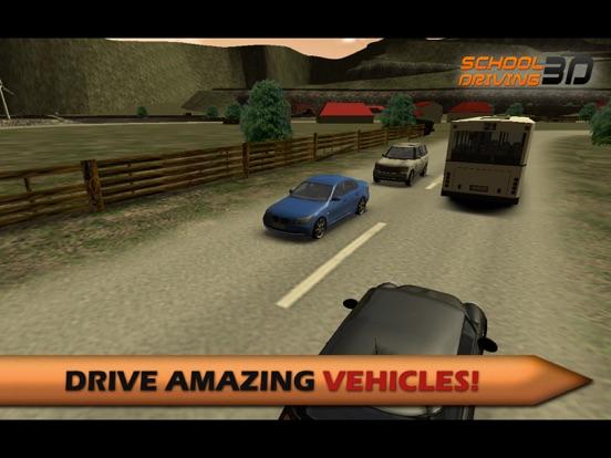 School Driving 3D на iPad