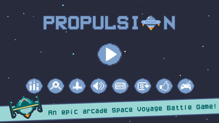 Propulsion - Retro Space Adventure Game screenshot-4