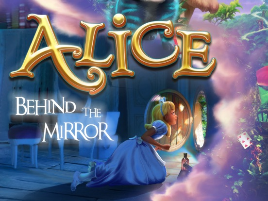 Alice - Behind the Mirror (FULL) - A Hidden Object Adventure на iPad