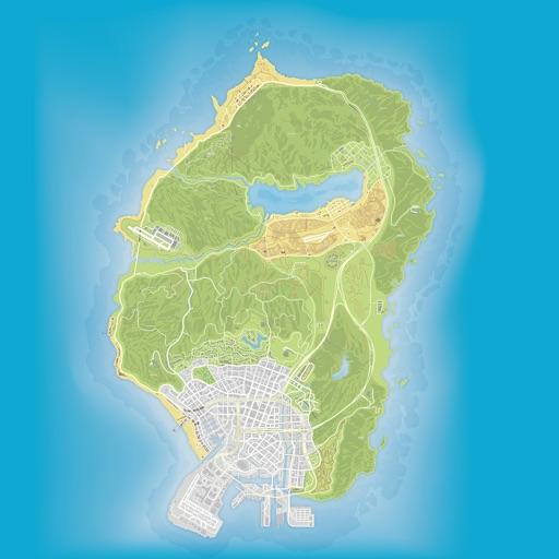 Baixar Interactive Map for GTA 5 - Unofficial para iOS