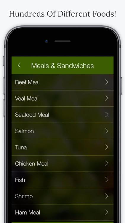 Vitamin K In Foods screenshot-3
