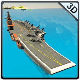 Jet Transporter Ship Simulator – Load army cargo aircrafts & sail ferry boat