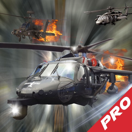 Active Force Of Copters Pro - Carrier Combat Flight Simulator Game