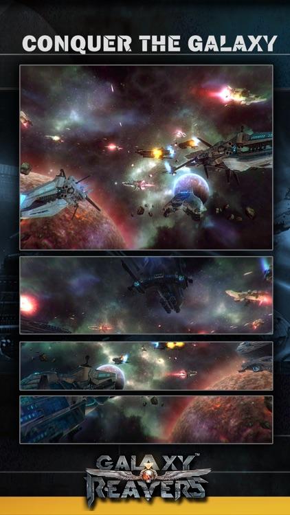 Galaxy Reavers-Space Strategy game(RTS) screenshot-3