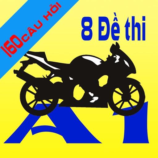160 câu - ôn thi GPLX xe máy