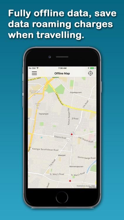 AHI's Offline Riga screenshot-3
