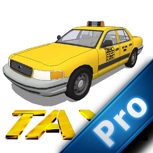 A Crazy Parking PRO - A Vegas Taxi Race icon