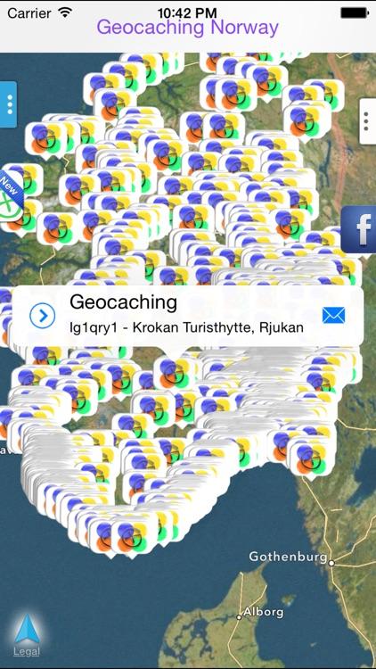 Geocaching Norway