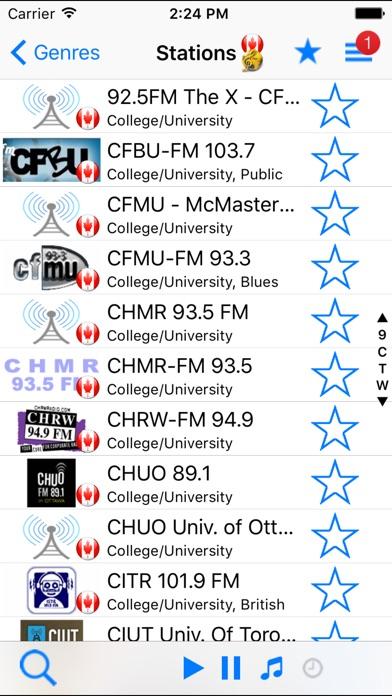 Радио Pro HQ Скриншоты4