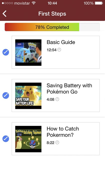 PokeVideos - Video Guide for Pokemon GO