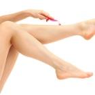 Les jambes de femme - rasage icon