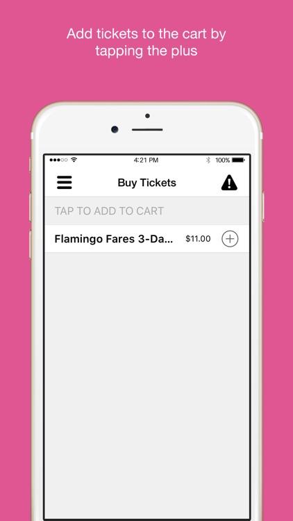 Flamingo Fares Tampa Bay