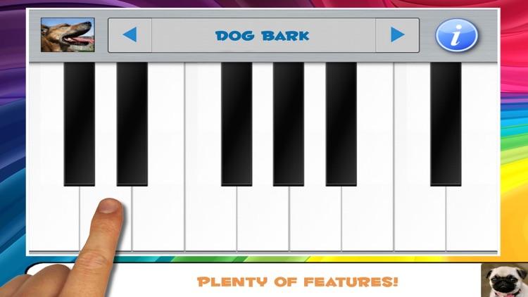 Dog Piano Karaoke Toy and Puppy Keyboard Tunes