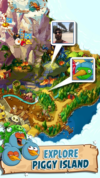 Angry Birds Epic RPG screenshot-2