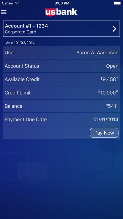 U.S. Bank Access® Online Mobile screenshot-4