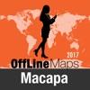 馬卡帕 离线地图和旅行指南