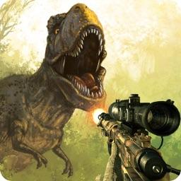 Jurassic Dino Hunting 3D : Dinosaur Shooting game