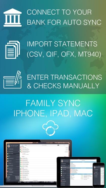 MoneyWiz 2 - Personal Finance Manager screenshot-4