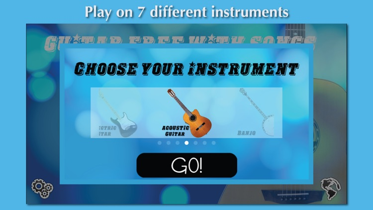 Guitar Free with Songs app image