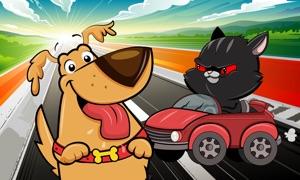 Dog Dodge (Cat Apocalypse)