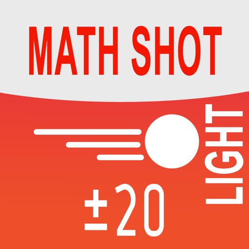 MathShot Light Addition and Subtraction withing 20