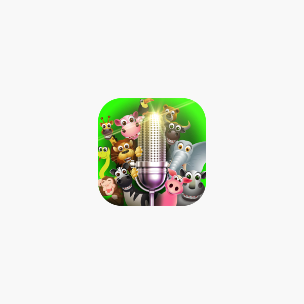 Animal Voice Changer – Super Funny and Scary Sound Modifier