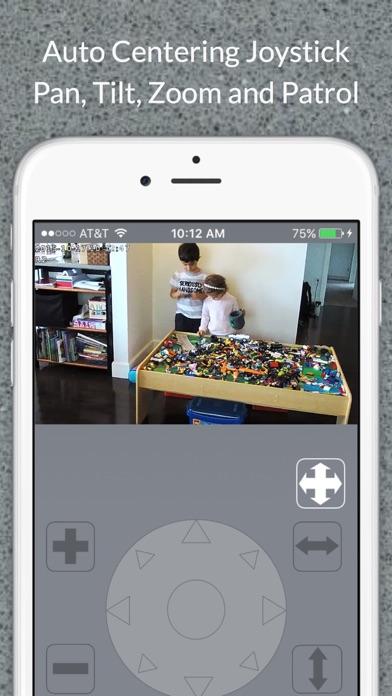 Foscam Pro: Multi IP Camera Viewer by Synaptic Edge LLC (iOS