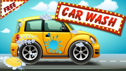 Kids Car Wash Adventure-Tiny Auto Truck Shop screenshot four