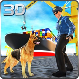 Police Dog : Modern Pirate Chase