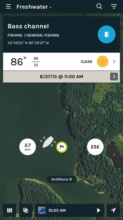 ScoutLook: Best Fishing App