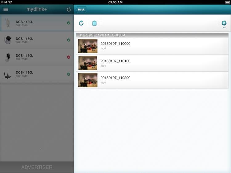 mydlink+ screenshot-3